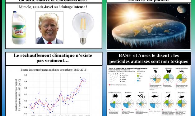 BASF S'entraine a la fake-science